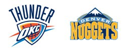 Playoffs 2011 NBA Thunder vs Nuggets