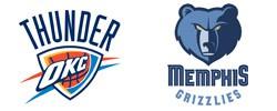 Playoffs NBA 2011 Thunder Grizzlies