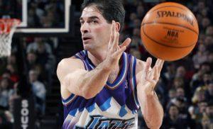 Stockton, líder de los jugadores con más recuperaciones en la historia de la NBA