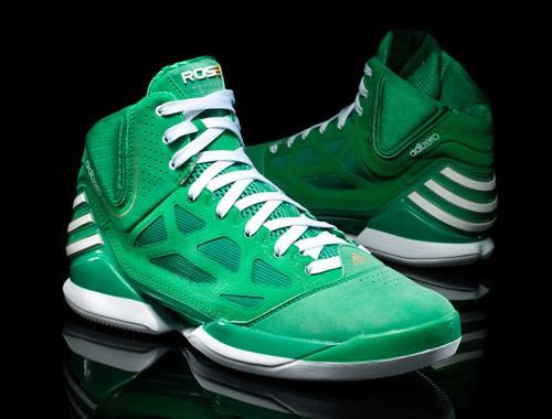 Adidas Green Rose2 5 Hero