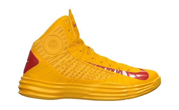 Nike Hyperdunk China away / ¿España? University Gold/University Red