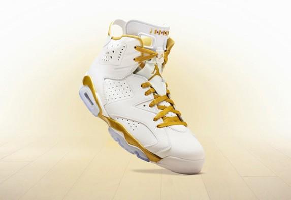 Jordan 6 Retro Golden Moments