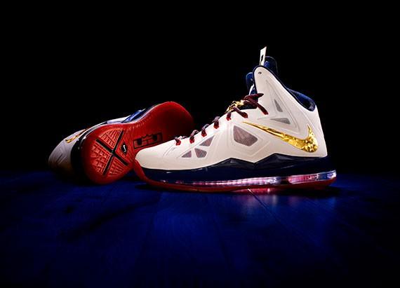 Nike LeBron X USA