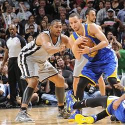 Warriors Spurs