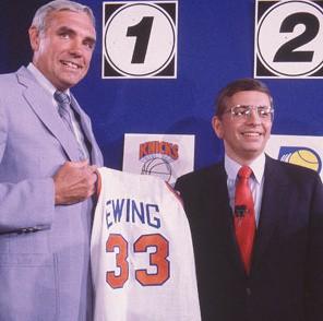 La lotería amañada del Draft de la NBA en 1985.