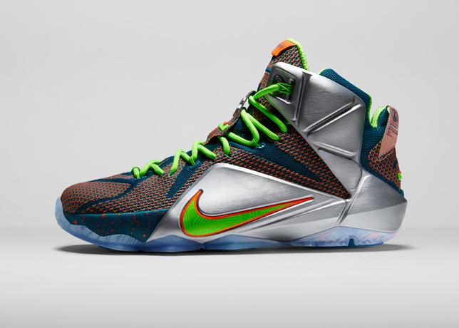 Nike LeBron 12-19