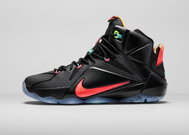 Nike LeBron 12-7