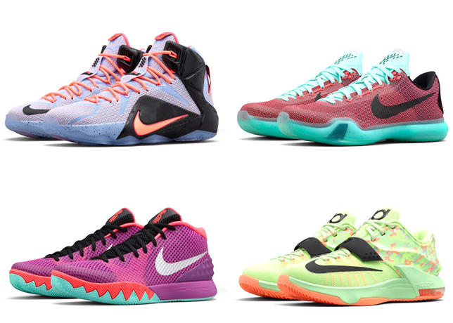 Zapatillas Nike Baloncesto 2015