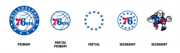 logos 76ers