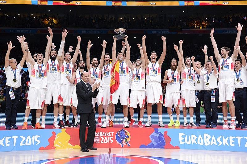 España-Lituania, Eurobasket 2015