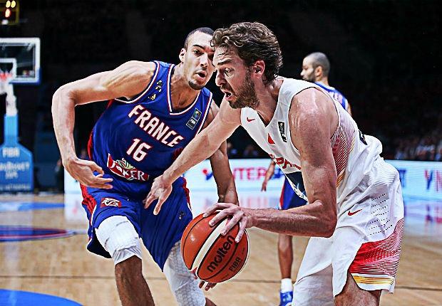 Pau Gasol Francia Eurobasket 2015