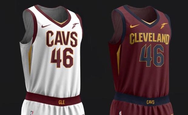 tengo sueño Estoy orgulloso apenas  Los Cavaliers presentan sus nuevos uniformes