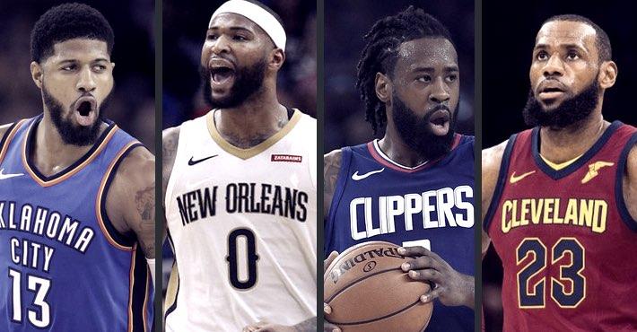 Fichajes NBA 2018