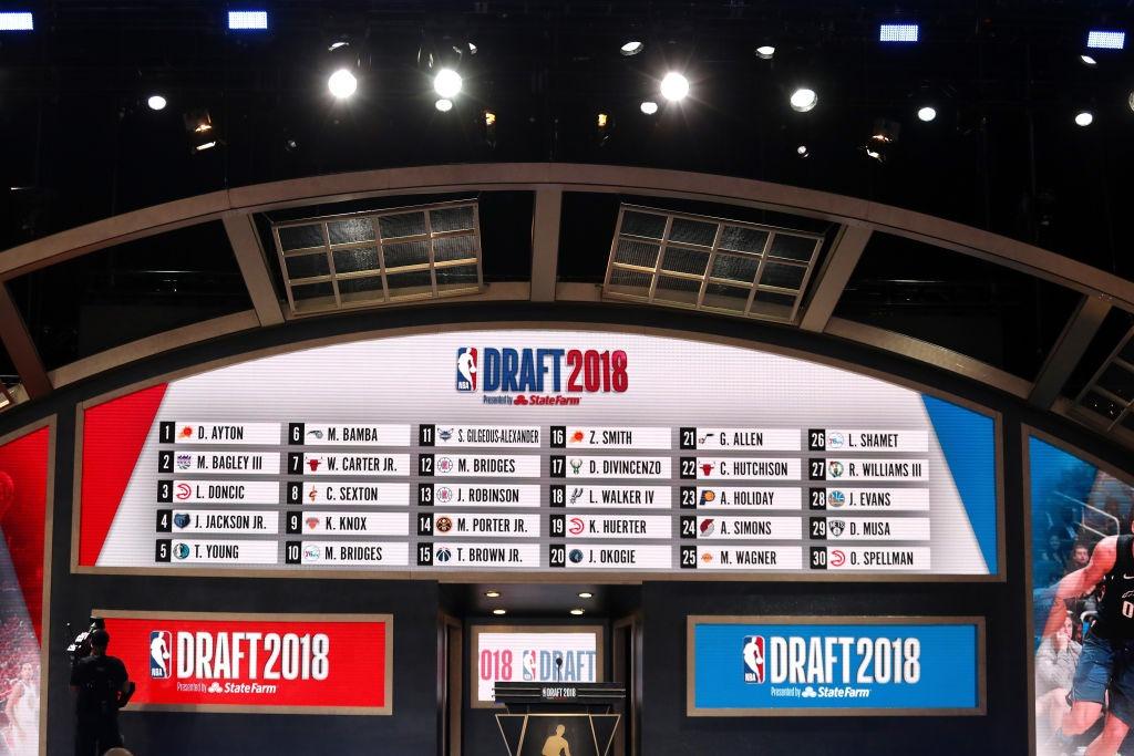 Lotería del Draft 2019 NBA