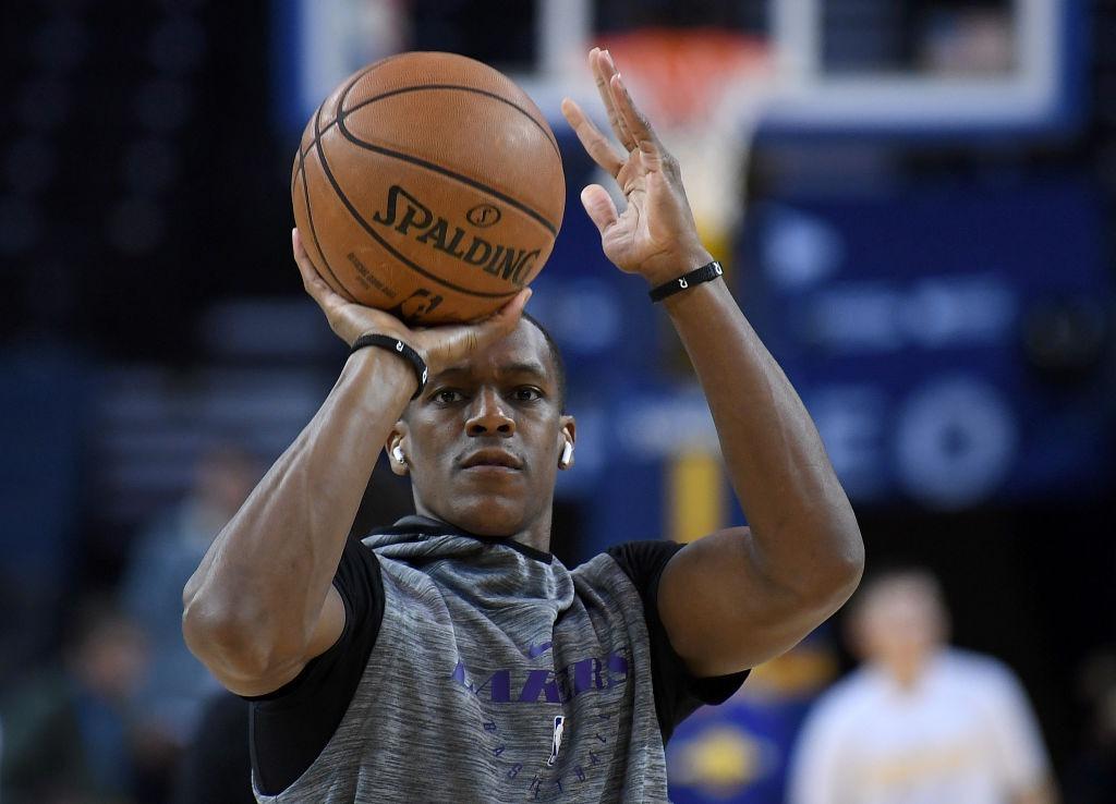 El análisis de Rajon Rondo sobre el año de los Lakers