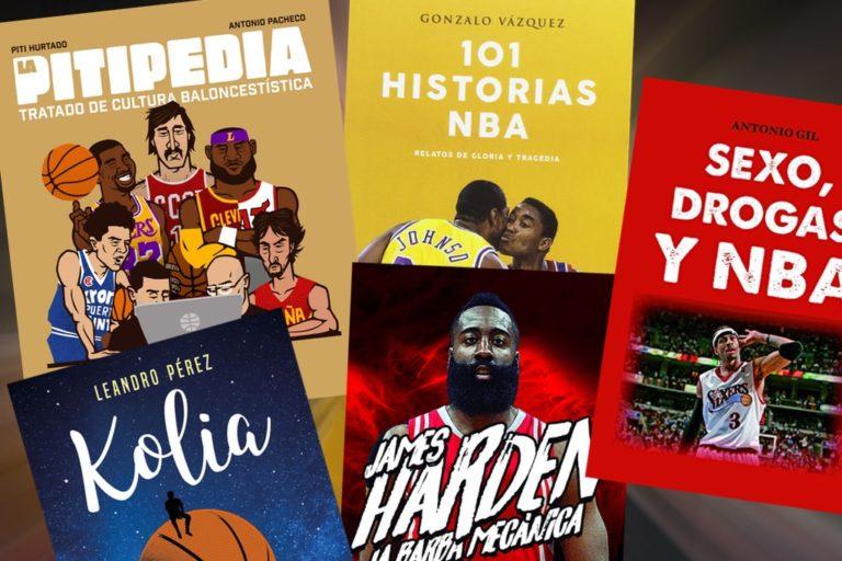 Libros NBA recomendados por nbamaniacs