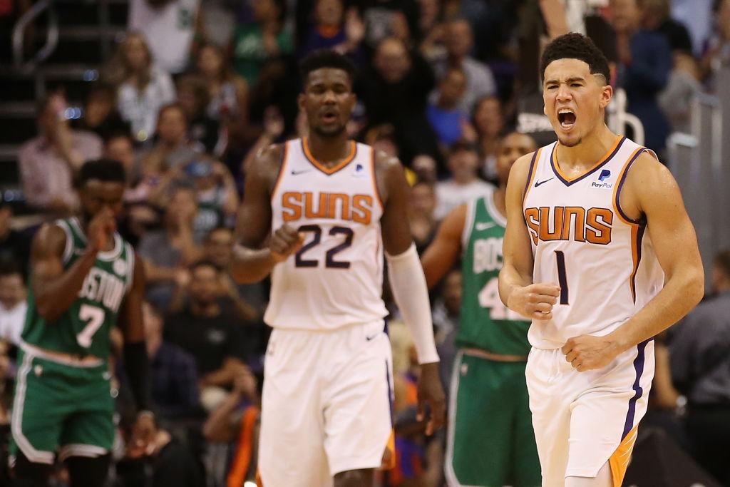 Previa NBA Phoenix Suns