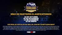 Así será el torneo del modo Ilimitado de MiEQUIPO de NBA 2K20
