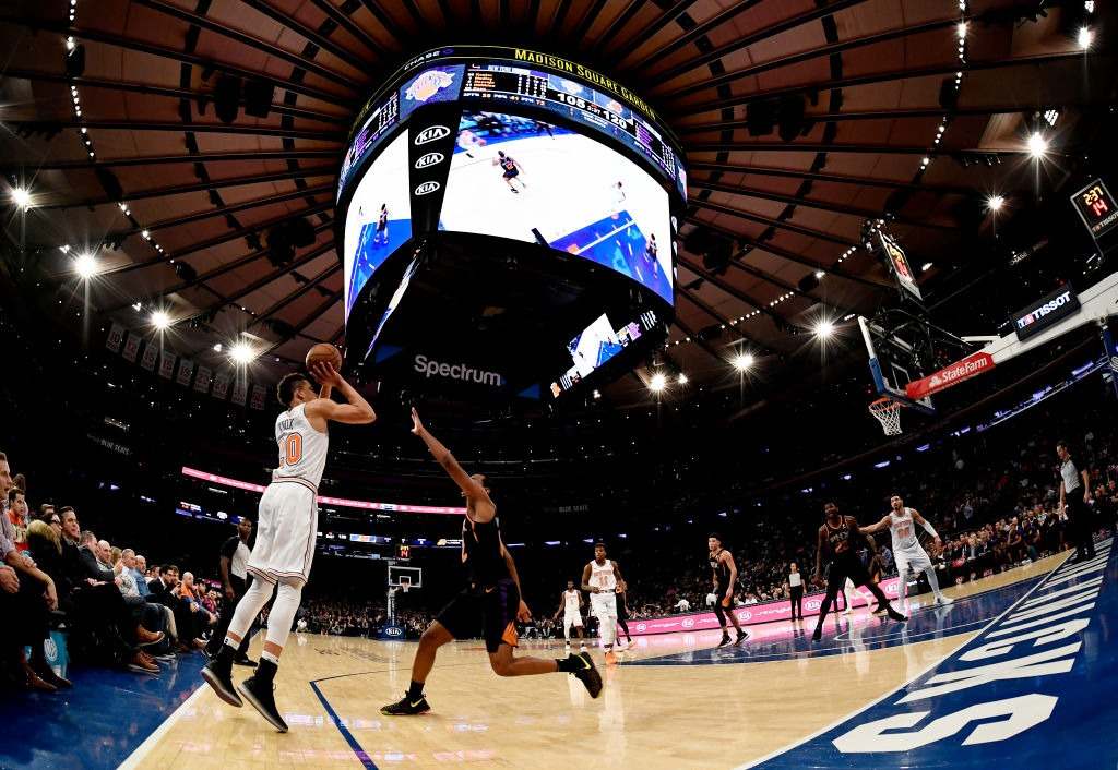 comprar entradas New York Knicks