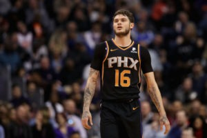 Phoenix se impone a los Blazers anotando 24 triples