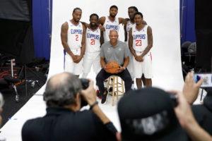 Previa NBA Los Angeles Clippers
