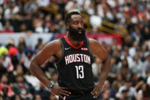 Ni los 40 puntos de Harden evitan la derrota de Houston