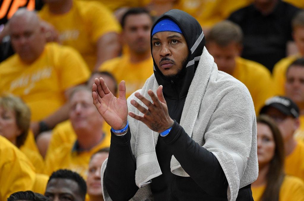 Carmelo explica las razones de su fichaje con Portland y enfoca su rol de manera diferente - Nbamaniacs