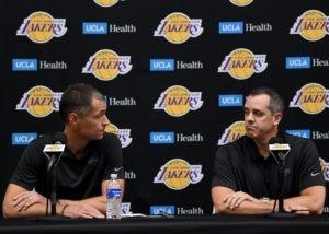 ¿Ahora sí escuchan ofertas los Lakers por Kuzma?