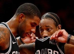 Miami Heat podría estar interesado en LaMarcus Aldridge o DeMar DeRozan