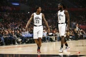 Los Clippers vencen a los Knicks con tres jugadores por encima de los 30 puntos