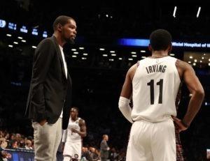 Los Nets siguen sin contar con Durant para esta temporada