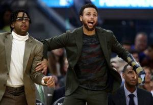 Los Warriors no reservarán a Stephen Curry esta temporada