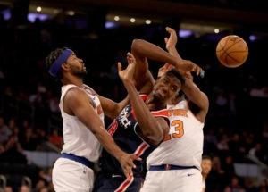 Los Lakers, interesados en Moe Harkless si acuerda su salida de Nueva York