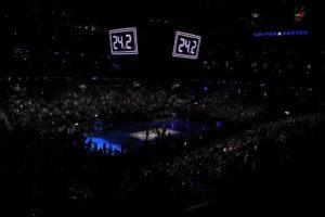 Un sábado de All-Star con Kobe Bryant presente