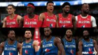 El All-Star también llega a NBA 2K20