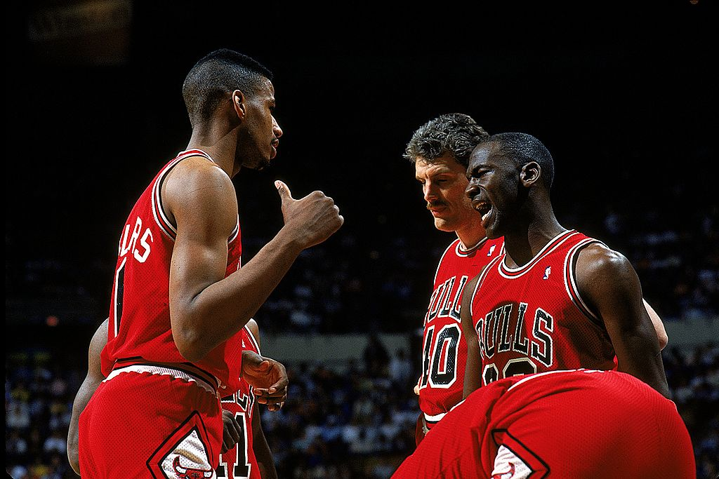 63 puntos de Jordan