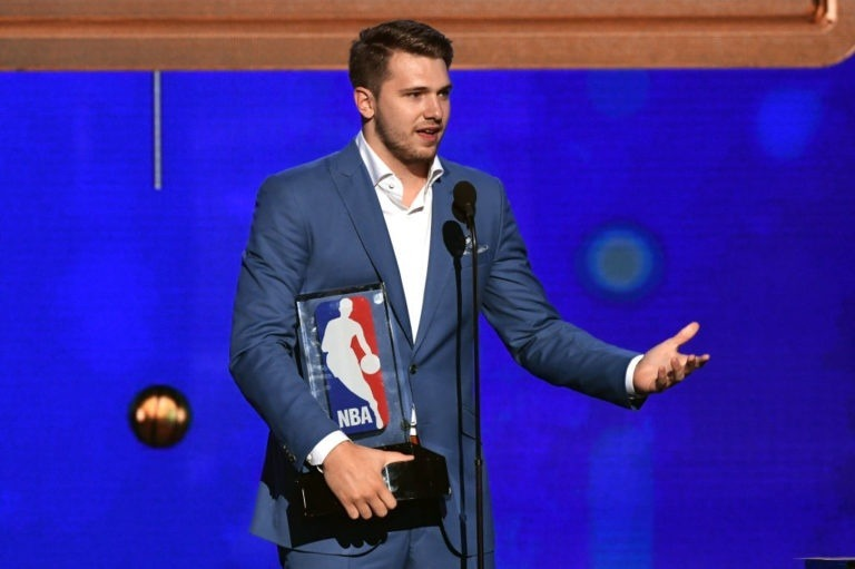 ganadores Novato del Año NBA