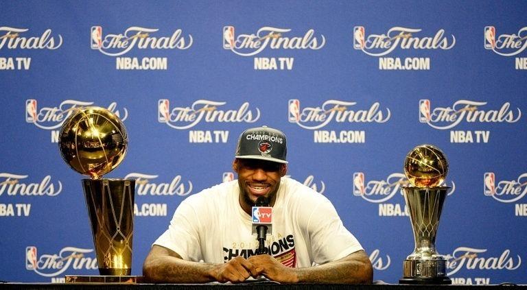 MVP Finales NBA