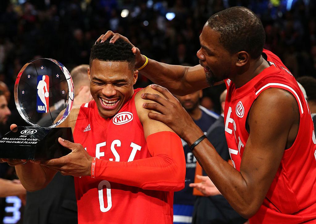 ganadores MVP All-Star NBA