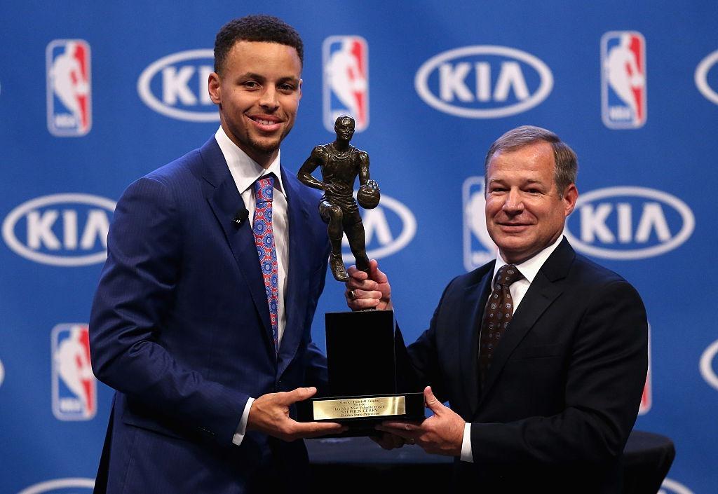 ganadores MVP NBA