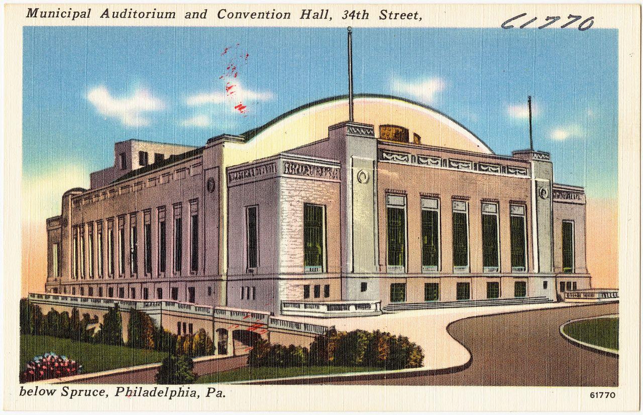 Philadelphia Convention Hall and Civic Center