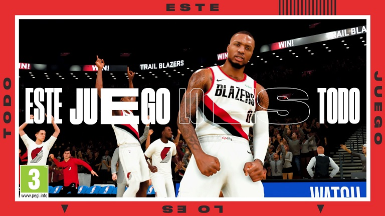 El NBA 2K21 presenta su primer tráiler con gameplay