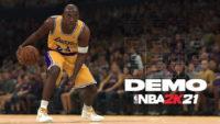 Ya disponible la demo del NBA 2K21