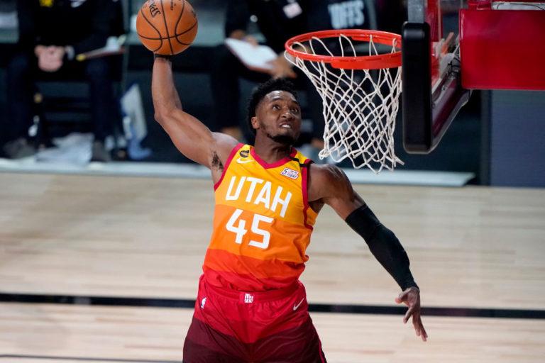 Jazz de Utah firma a Donovan Mitchell a un contrato millonario por cino años y 195 millones de dólares