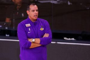 Frank Vogel, la opción correcta para el banquillo de los Lakers