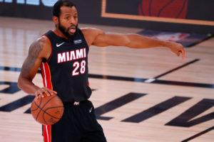 Andre Iguodala evita comparaciones entre los Heat y los Warriors