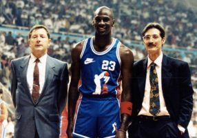 Michael Jordan en la ACB