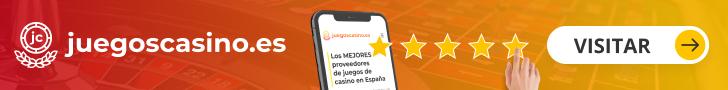 JuegosCasino.es - Tu guía sobre online casinos en España