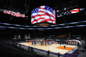 Décima suspensión en la NBA: Pacers-Suns