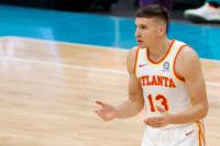 Según Bogdan Bogdanovic los test afectan al sueño de los jugadores